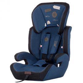 Scaun auto Chipolino Jett 9-36 kg blue denim, Culoare: Albastru, Grupa: 9-36kg (9 luni - 12 ani)