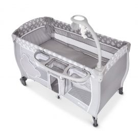 Pat Voiaj Babycenter Teddy Grey - Hauck, poza