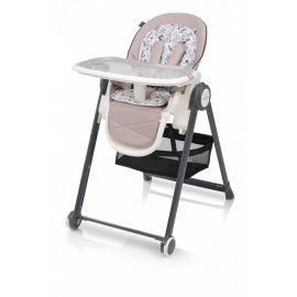 Scaun de masa multifunctional Penne 08 Pink - Baby Design, Culoare: Roz