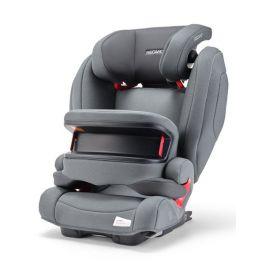 Scaun Auto Copii cu Isofix Monza Nova IS Prime Silent Grey Recaro, Culoare: Gri, Grupa: 9-36kg (9 luni - 12 ani)