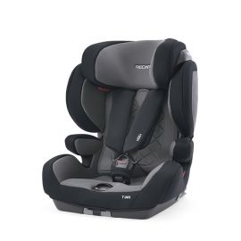 Scaun Auto Isofix Tian Core Carbon Black 9-36 kg Recaro, Culoare: Gri/Negru, Grupa: 9-36kg (9 luni - 12 ani)