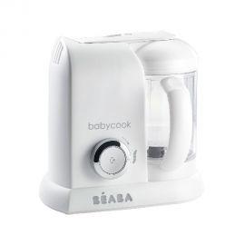 Robot Babycook Solo White/Silver Beaba