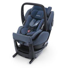 Scaun Auto cu Isofix, Rotativ 360° Salia Elite Prime Sky Blue Recaro, Culoare: Blue, Grupa: 0-18kg (0 luni - 4 ani)