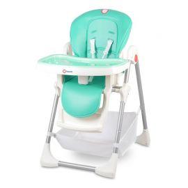 Lionelo - Scaun de masa copii Linn Plus Turquoise, Culoare: Turquoise, poza