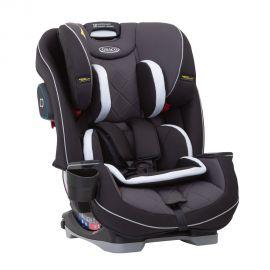 Scaun auto Graco SlimFit LX Black, Culoare: Gri/Negru, Grupa: 0-36kg (0 luni - 12 ani)