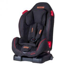 Scaun auto Santino Isofix Black Coletto, Culoare: Negru, Grupa: 9-25kg (9 luni - 5 ani)