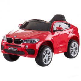 Masinuta electrica Chipolino BMW X6 Red cu roti EVA, Culoare: Rosu, poza