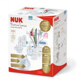 Set Biberoane Sticla Nuk Premium Nature Sense, poza