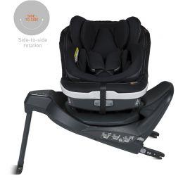 Scaun auto iZi Twist B i-Size (0-4 ani) - Premium Black Car Interior - BeSafe, Culoare: Negru, Grupa: 0-18kg (0 luni - 4 ani), poza