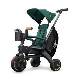 Tricicleta Doona Liki Trike S5 Racing Green, Culoare: Verde