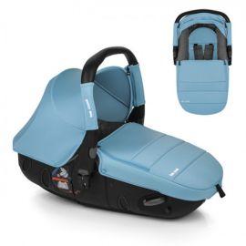Scaun auto si landou Match - Be Cool, Culoare: Blue, Grupa: 0-13kg (0 luni - 12 luni)