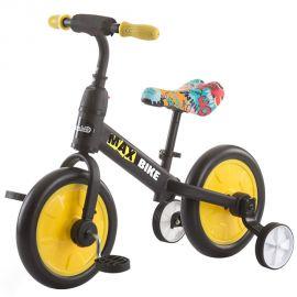 Bicicleta Chipolino Max Bike yellow, Culoare: Galben