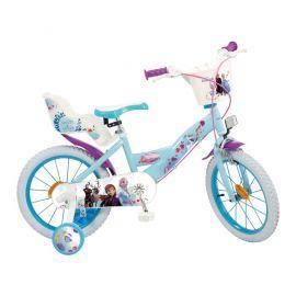 """Bicicleta 16"""" Frozen 2 Toimsa"""