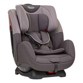 Scaun auto Graco Enhance Iron, Culoare: Gri, Grupa: 0-25kg (0 luni - 7 ani)