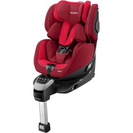 Scaun auto Zero.1 R129 Indy Red - Recaro, Culoare: Rosu, Grupa: 0-18kg (0 luni - 4 ani)