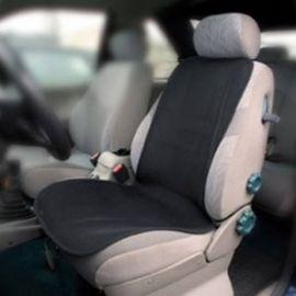 Protectie Antitranspiratie Scaun Auto Adulti BBC Organic Aeromoov Negru - Aeromoov