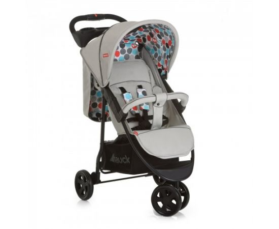 Carucior Vancouver FP Gumball Grey - Fisher-Price, poza