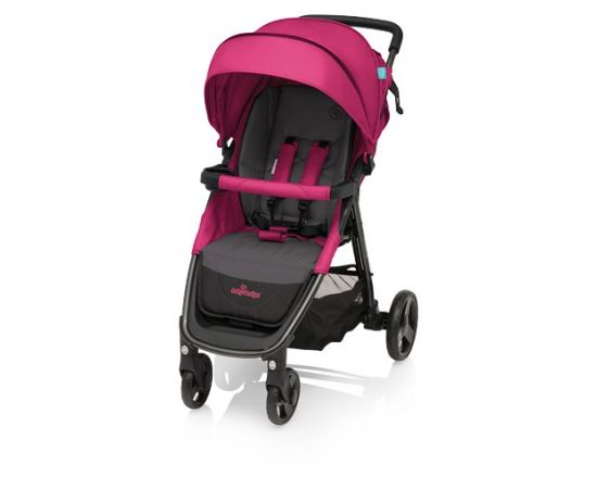 Carucior sport Clever 08 Pink 2017 - Baby Design