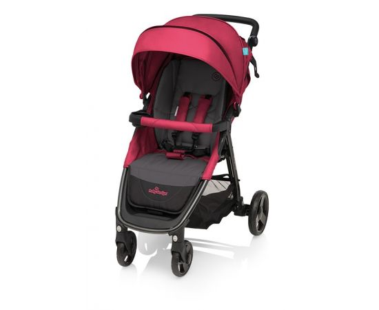 Carucior sport Clever 08 Pink 2019 - Baby Design