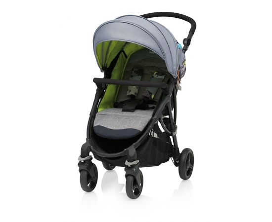 Baby Design Smart carucior sport - 07 Light Gray 2019 - Baby Design
