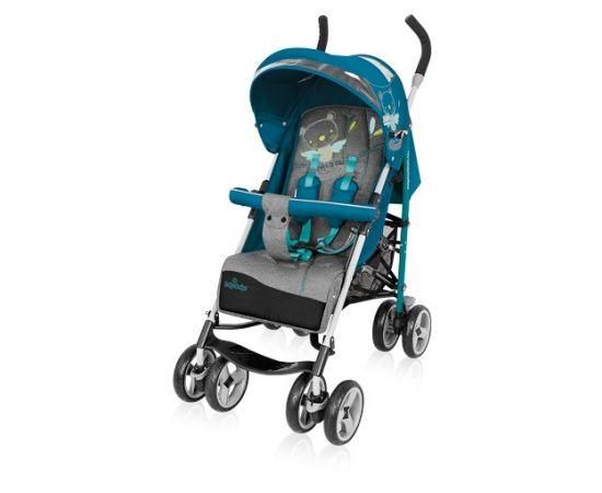 Baby Design Travel Quick 05 Turquoise 2017 - Cărucior Sport - Baby Design