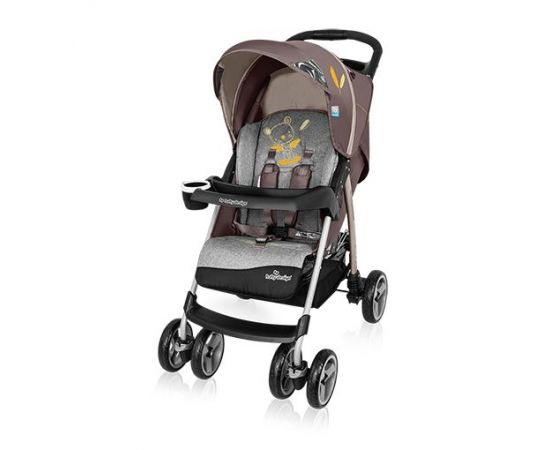 Baby Design Walker Lite 09 brown 2016- Carucior sport - Baby Design