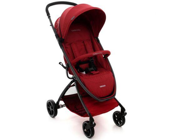 Carucior sport Verona Comfort line - Coto Baby - Rosu - Coto Baby