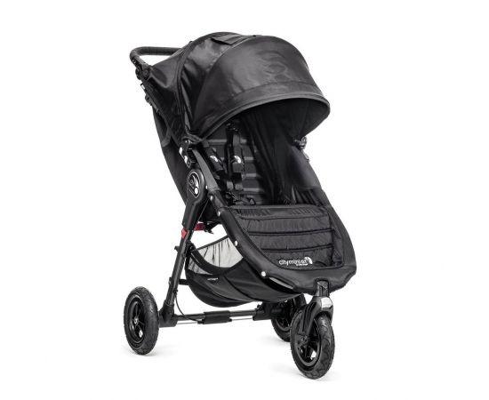 Carucior City Mini GT Black Grey - Baby Jogger