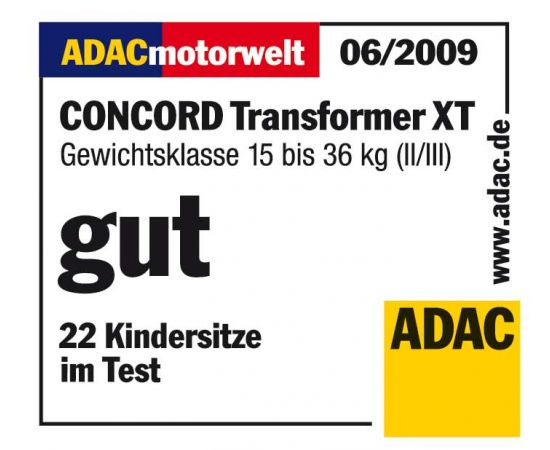 Scaun auto Concord Transformer XT Plus Shadow Black, Culoare: Negru, Grupa: 15-36kg (4 ani - 12 ani),poza 2