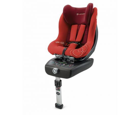 Scaun auto Concord Ultimax I-Size Flaming Red, Culoare: Rosu, Grupa: 0-18kg (0 luni - 4 ani)