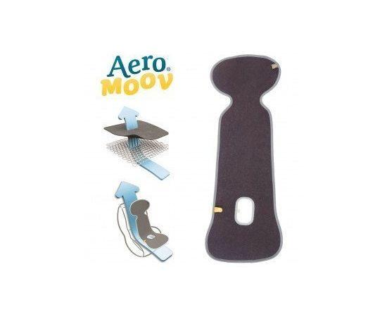 Protectie Antitranspiratie Scaun Auto GR 1 BBC Organic Anthracite - Aerosleep