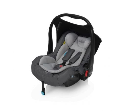 Scoica auto 0-13 kg Leo 17 Graphite 2020 Baby Design