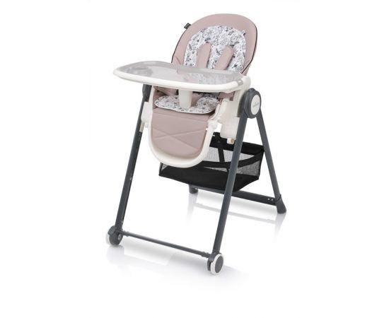 Scaun de masa multifunctional Baby Design Penne 09 Beige 2020, Culoare: Crem