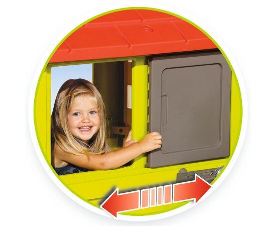 Casuta cu bucatarie pentru copii Smoby Nature,poza 3