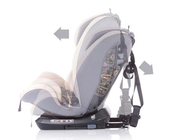 Scaun auto Isofix Chipolino Techno 0-36 kg mocca, Culoare: Crem, Grupa: 0-36kg (0 luni - 12 ani),poza 5