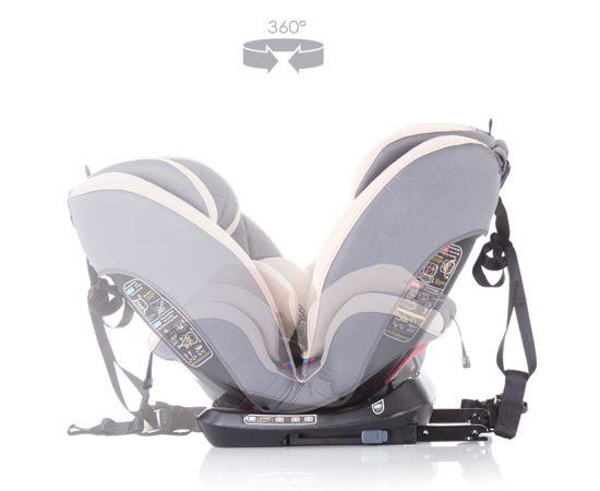 Scaun auto Isofix Chipolino Techno 0-36 kg mocca, Culoare: Crem, Grupa: 0-36kg (0 luni - 12 ani),poza 6