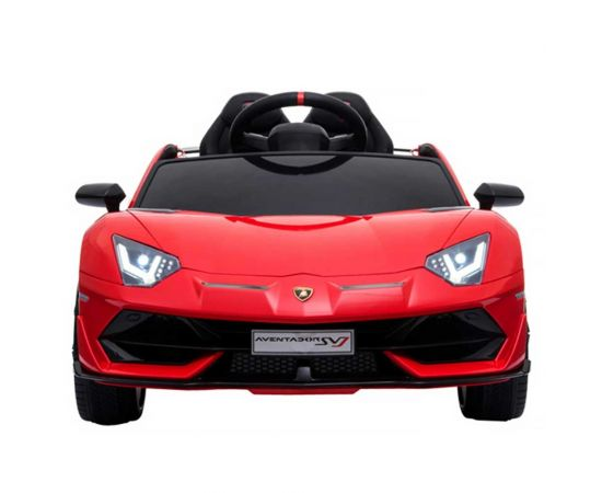 Masinuta electrica Chipolino Lamborghini Aventador SVJ red cu roti EVA, Culoare: Rosu, poza _ab__is.image_number.default