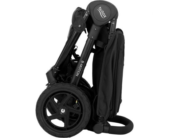 Carucior B-motion 4 Black Denim Britax, poza _ab__is.image_number.default