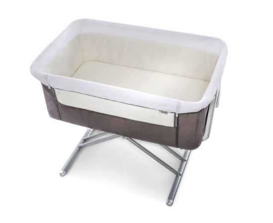 Pat Co-Sleeper Face to me Grey - Hauck, poza