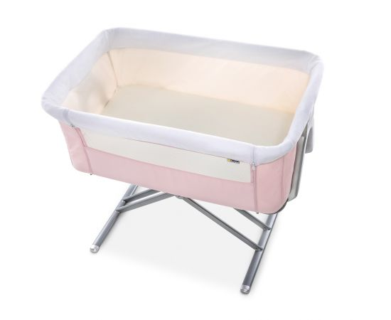 Pat Co-Sleeper Face to me Pink - Hauck, poza