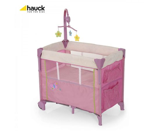 Patut bebelusi Dream N Care Center Butterfly - Hauck, poza