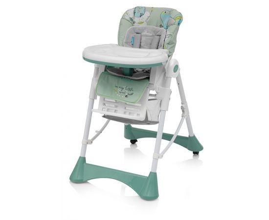 Baby Design Pepe 04 Green 2018 - Scaun de masa  - Baby Design