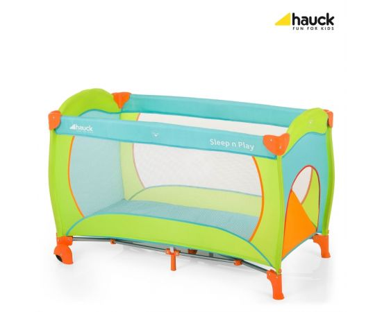 Pat Voiaj Sleep'n Play Go Plus Multicolor Sun - Hauck