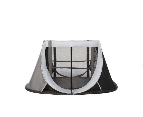 Patut Pliant Pop Up White Grey Rock Aeromoov, Culoare: Gri, Dimensiuni: 120x60