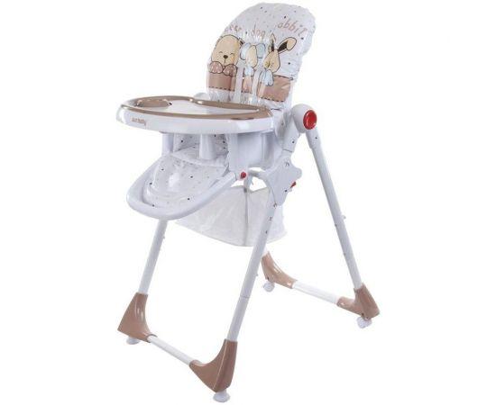 Scaun de masa Comfort Lux - Sun Baby - Maro - Sun Baby