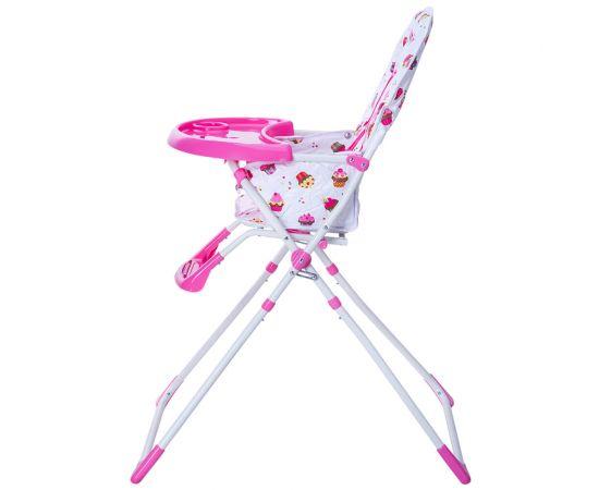 Scaun de masa Bimba Kidscare, Roz, Culoare: Roz, poza _ab__is.image_number.default