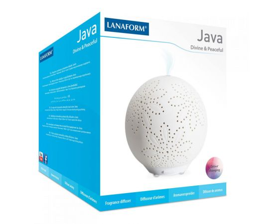 Difuzor de Aromaterapie Java Lanaform, poza _ab__is.image_number.default
