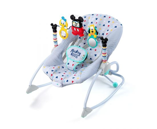 Balansoar Baby Einstein Dis Infant to toddler MickeyTakealong, poza