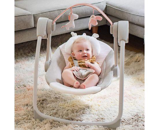 Leagan portabil Ingenuity Comfort 2 Go Flora the Unicorn, poza _ab__is.image_number.default