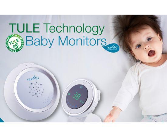 Interfon bebelusi cu proiector de noapte Nuvita Starry 3015,poza 8